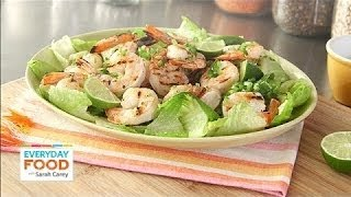Tequila-grilled Shrimp - Everyday Food With Sarah Carey