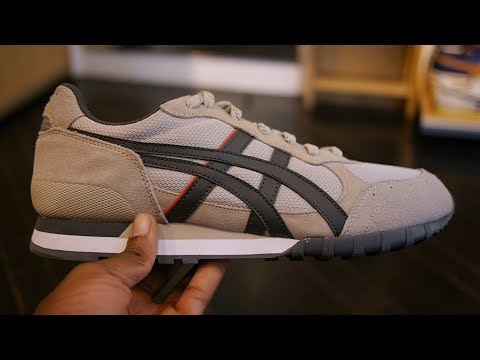 Onitsuka Tiger - Colorado Eighty Five Quick Look & On Feet (Feather Grey - Dark Grey)