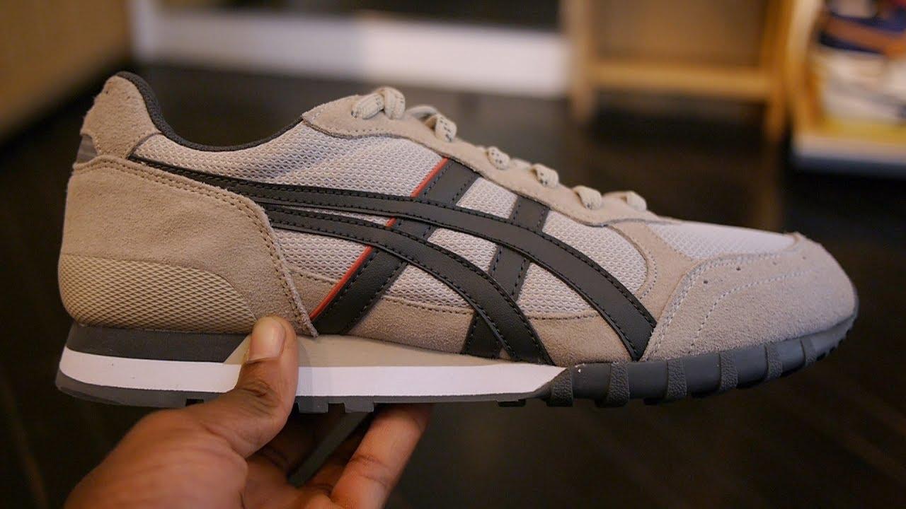 big sale 219f8 0559a Onitsuka Tiger - Colorado Eighty Five Quick Look & On Feet (Feather Grey -  Dark Grey)