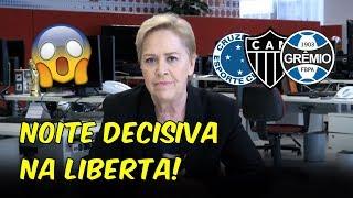 RETA FINAL da Libertadores! | Quem passa e quem caí na fase de grupos? (23/04/19)