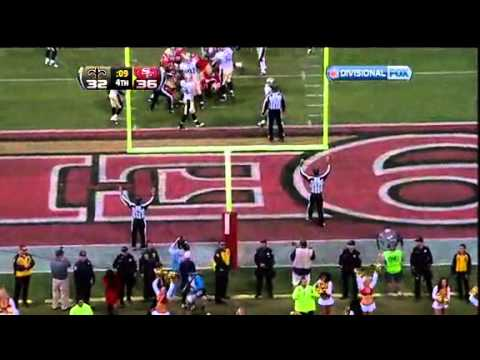 San Francisco 49ers -- Niner Insider Blog -- SFGate.com » Relive the 49ers' winning touchdown.mp4