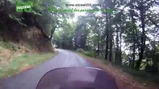 Roadbook moto Corrèze : Les Gorges de la Dordogne