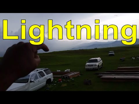 Off The Grid - Did Lightning Hit My House