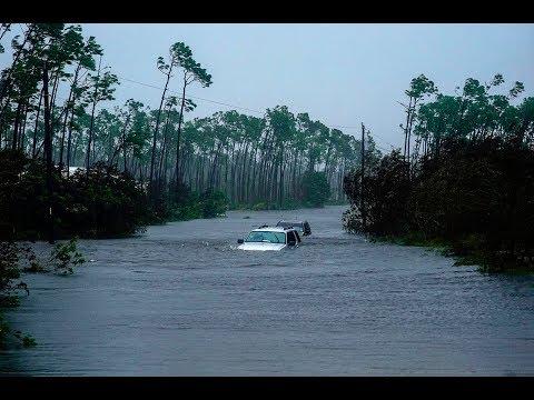 Hurricane Dorian strongest Atlantic storm on record