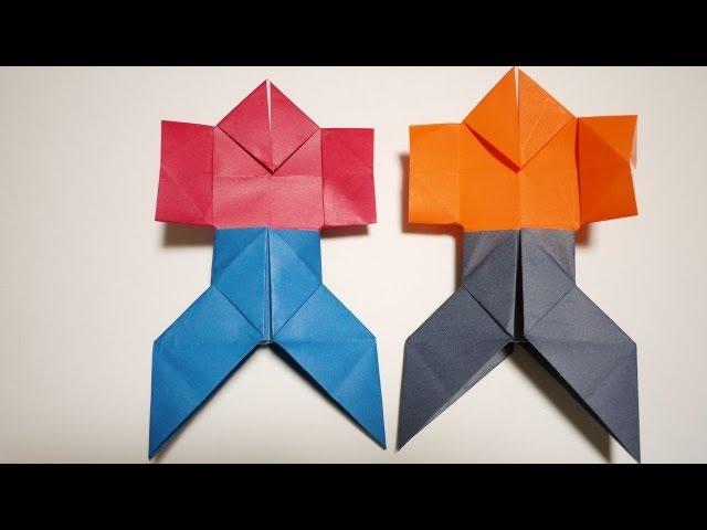 ハート 折り紙 : 折り紙 はかま : youtube.com