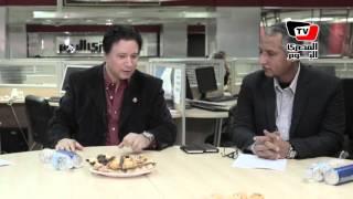 «البحر درويش»: اتهمت أني «إخوان» لمجرد أنني رفعت أذان في المسجد