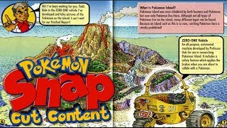 Pokemon Snap's Cut Content - Stages, Monsters, & Sequel Considerations - Dr Lava #17