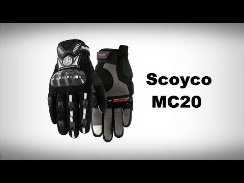 Мотоперчатки Scoyco MC20
