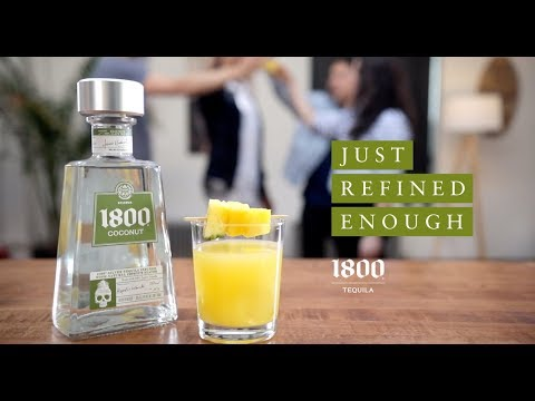 1800 Tequila, The Coconut Crusher