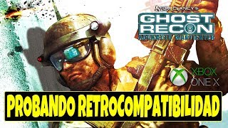 Vídeo Tom Clancy's Ghost Recon Advanced Warfighter