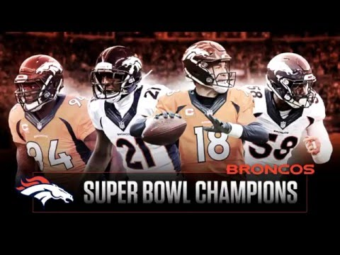 Denver Broncos 2015 Season Highlights