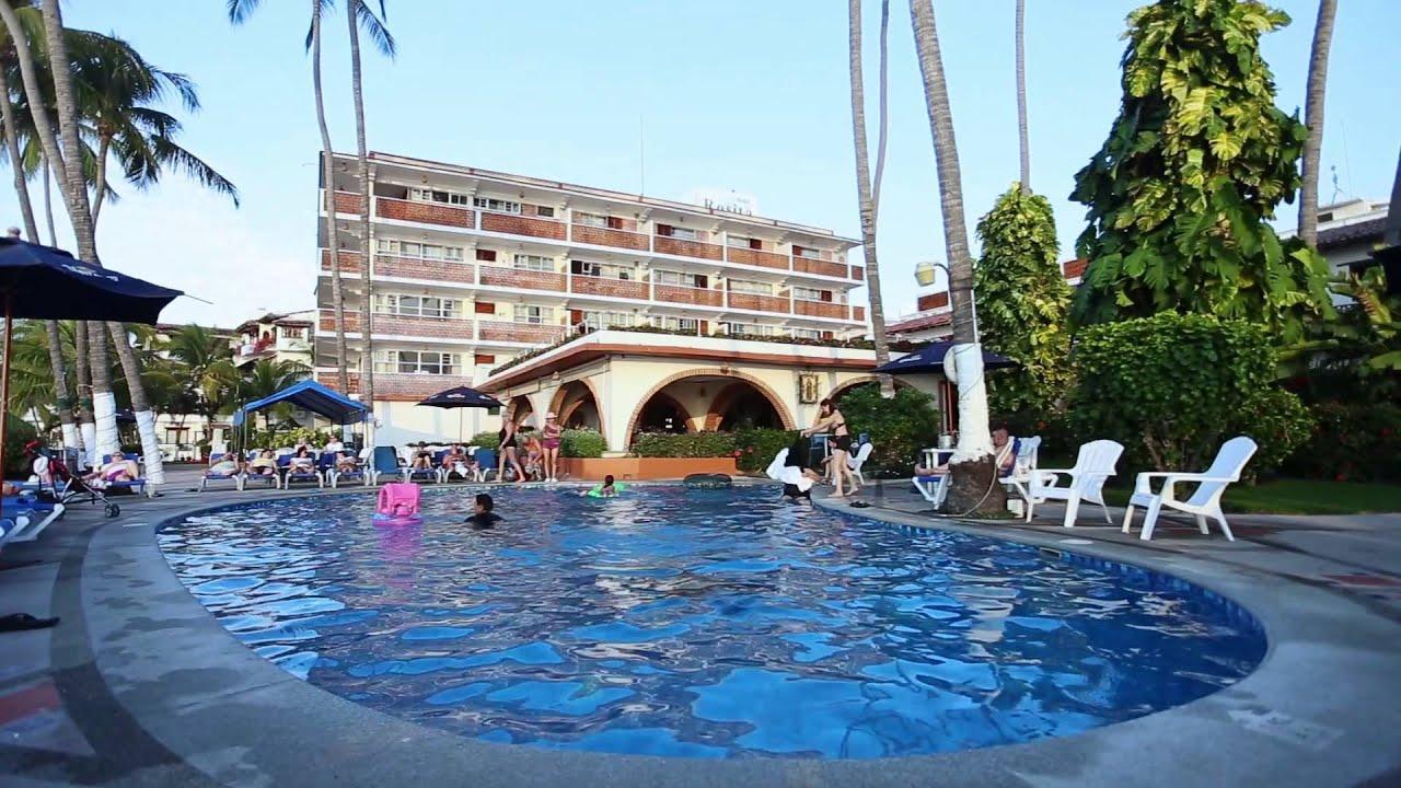 hotel rosita in puerto vallarta mexico youtube. Black Bedroom Furniture Sets. Home Design Ideas