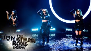 Download Lagu Little Mix - Sweet Melody [Live] | The Jonathan Ross Show mp3