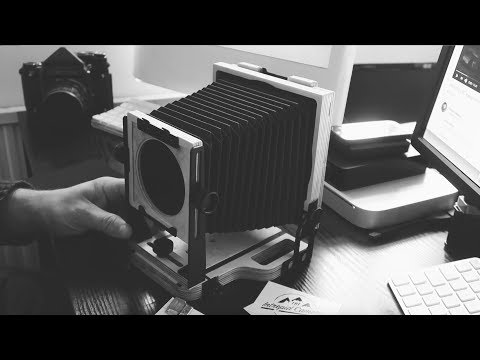 Intrepid 4x5 Camera - My Journey into Large Format Film Photography Part 1