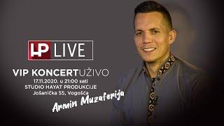 Armin Muzaferija - HP Live [17.11.2020.]