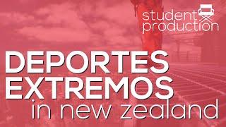 Los deportes extremos en New Zealand