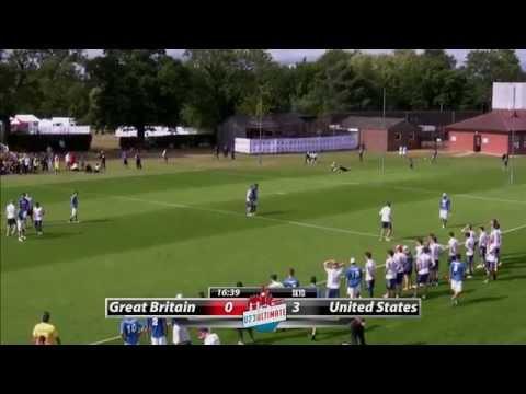 WU23 2015 | USA vs Great Britain (Open)