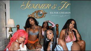 Summer Walker - Ex For A Reason (Ft. JT From City Girls) [Lyric Video]
