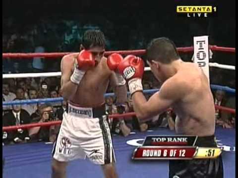 David Diaz vs Erik Morales