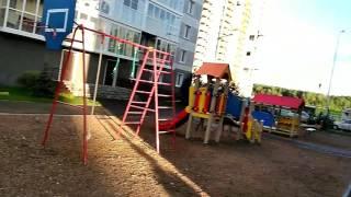 """8 июня 2017 г.Жилой комплекс """"ЗАЛЕСНЫЙ СИТИ"""" г. Казань"""