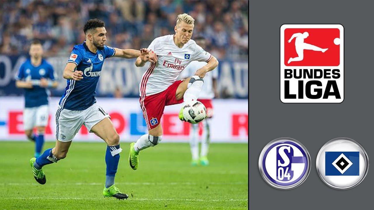 Schalke Vs Hamburg