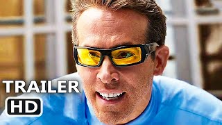 FREE GUY Trailer 2 (2020) Ryan Reynolds, Action Movie HD