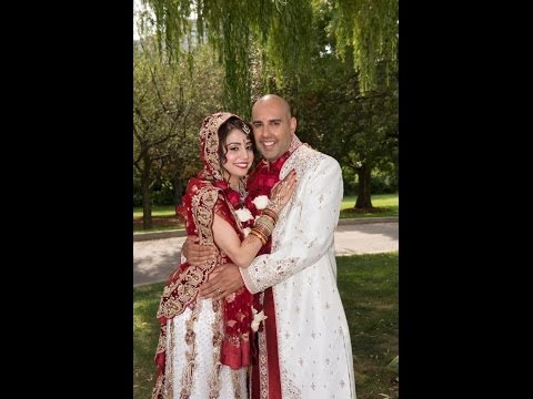 Indian Wedding Video Bombay Palace Brampton Mississauga Ontario