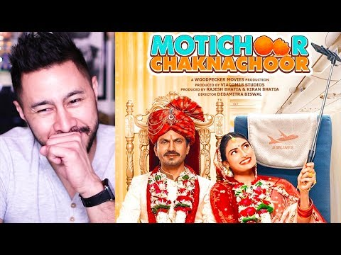 MOTICHOOR CHAKNACHOOR | Nawazuddin Siddiqui, Athiya Shetty | Trailer Reaction