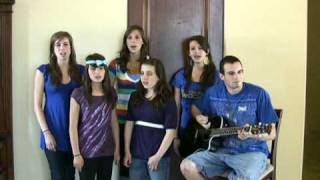 "Cimorelli singing ""Battlefield"" - by Jordin Sparks"