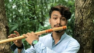 Samjhawan Mitwa Flute And Violin Instrumental By Prabhat Lamichhane