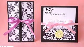 "Wedding Invitations ""elegance"" - Eng Series"
