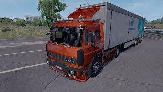 "[""Euro Truck Simulator"", ""ETS 2 Mod"", ""Liaz 300""]"