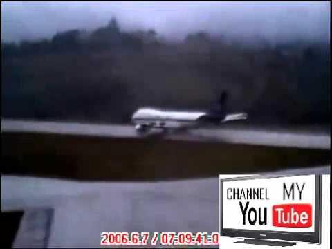 Tradewinds Boeing 747 Rejected Takeoff Crash (plane crash) | OMG Videos