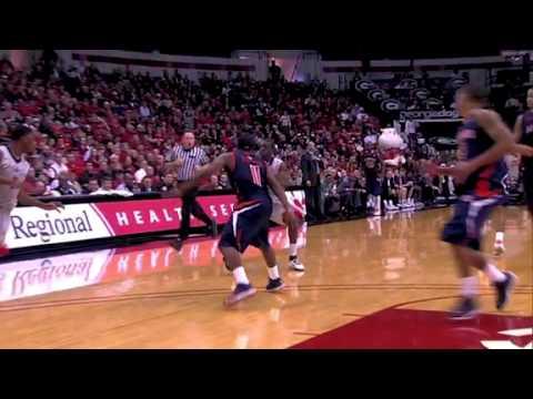 Travis Leslie NBA Draft Prospect