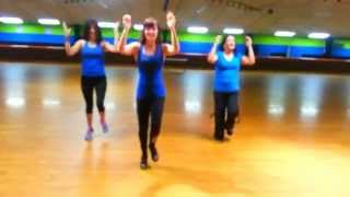 Simarik by Tarkan Dance Fitness Belly Dance Routine