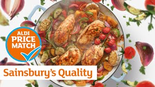 Sainsbury's Quality – Aldi Prices | Sainsbury's