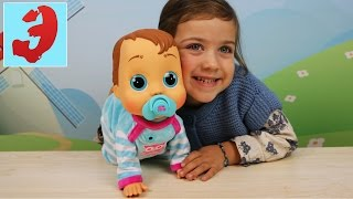 Baby Wow Doll Интерактивная кукла как настоящий малыш