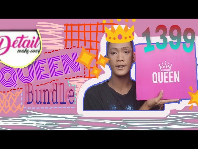 QUEEN BUNDLE ng Detailmakeover Review | Al Francis Agawa
