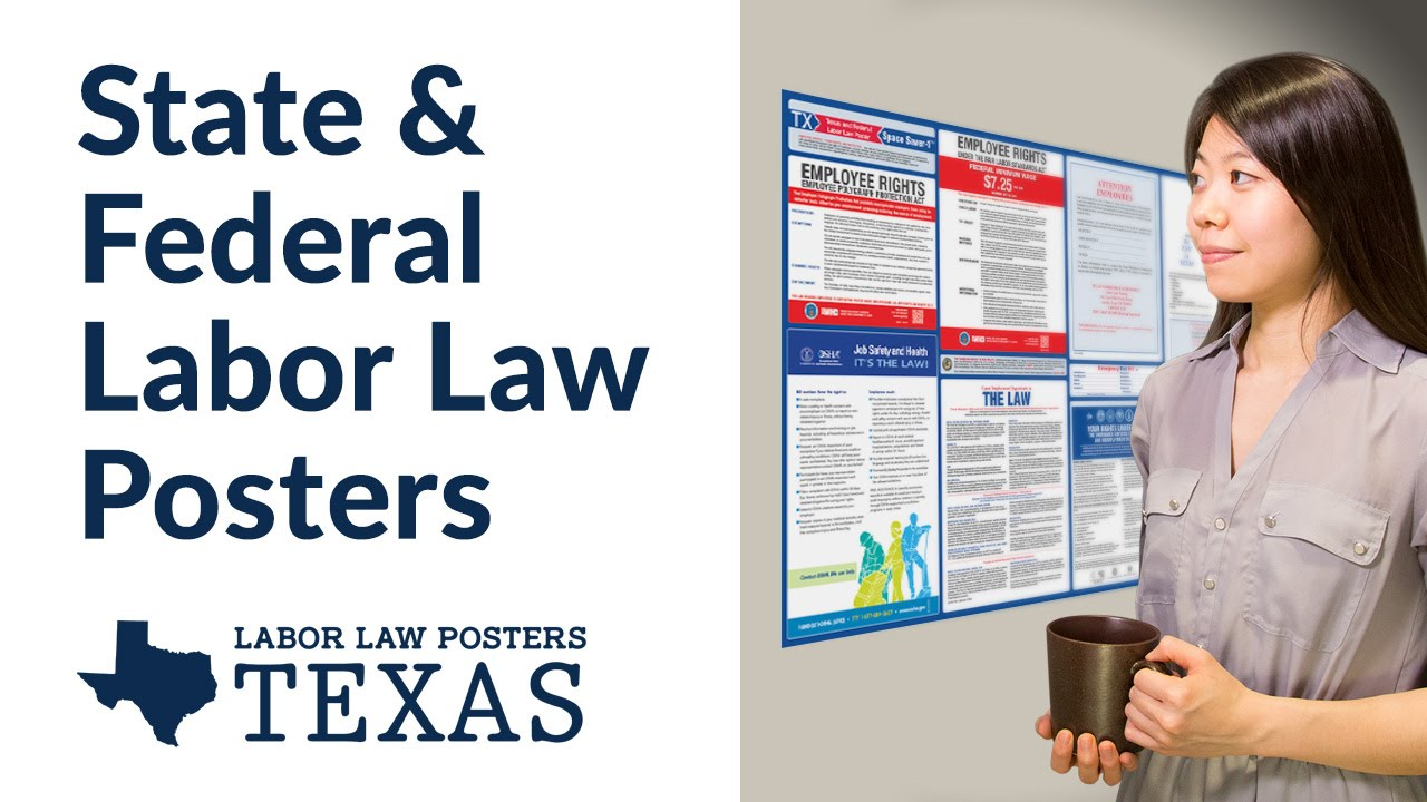 Find the Labor Law Posters You Need