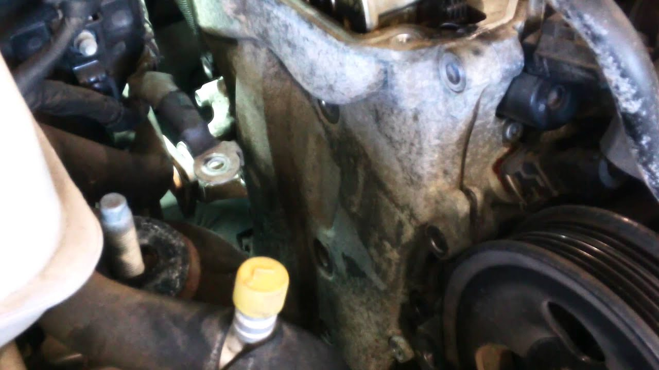 hight resolution of timing chain replacement hyundai sonata 2006 2009 gls 2 4l dohc install remove replace youtube
