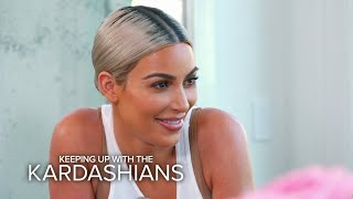 KUWTK | Kourtney Kardashian Calls Kim an
