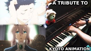 A Tribute to Kyoto Animation - Soundtrack Medley from KyoAni Anime