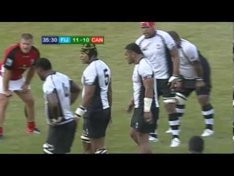 Canada vs. Fiji: PNC 2013 June 5th