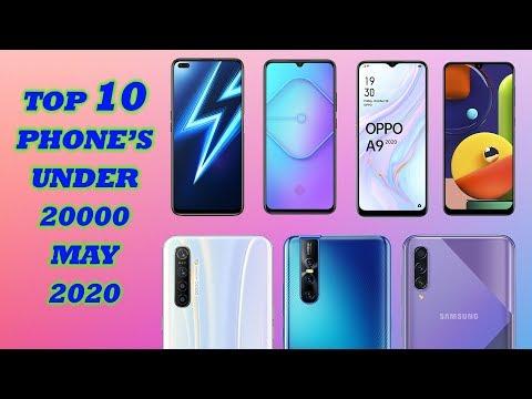 Top 10 Best Smartphones Under 20000 In May 2020 | New Latest Phone 2020 | 20k Under Best Smartphone