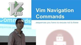 Vim Navigation Commands