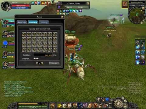 Silkroad Thief vs hunter trader 5 star trade LaZ_TeaM ... Biiiip_TeaM