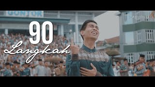Download GONTOR SIX MUSIC - 90 LANGKAH (COVER)