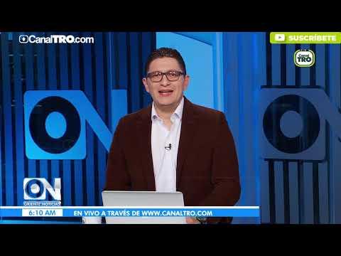 Oriente Noticias Primera Emisión 22 de mayo