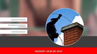 Przeglądy kominów czyszczenie przewodów Nowa Sól Zakład kominiarski Kłonowski Bogdan i Dariusz