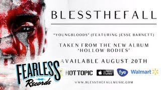 Watch Blessthefall Youngbloods video